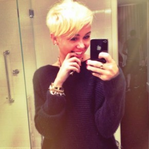 Miley Cyrus Hairstyles 2012