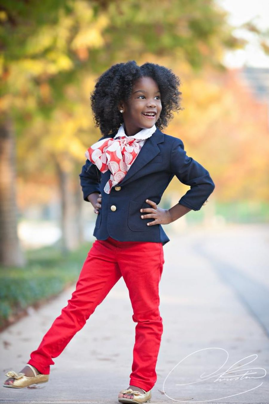 Pictures Of Natural Hair Styles Kids Black