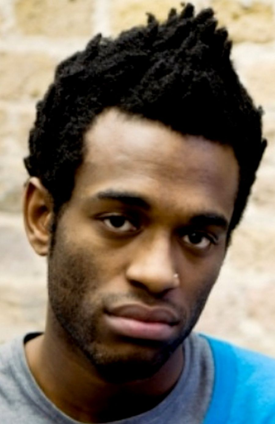 Pictures Of Natural Hairstyles Black Men