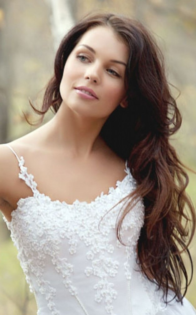 Natural Hairstyles For Wedding