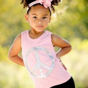 Natural Hairstyles Little Black Girls