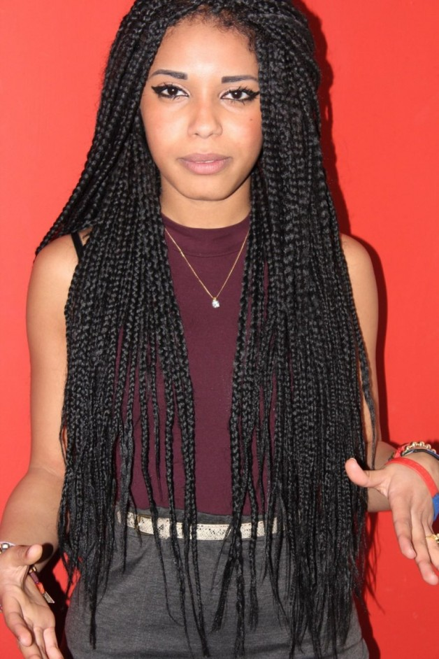 179 Best Box Braids Hair images in 2019  Hairstyle ideas