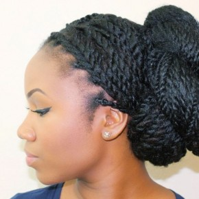 Natural Hairstyles Transitioning