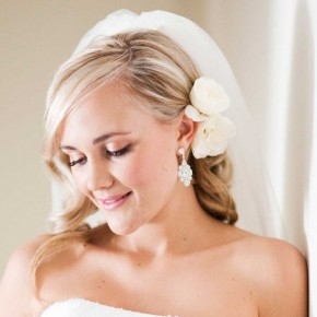 Natural Hairstyles Wedding
