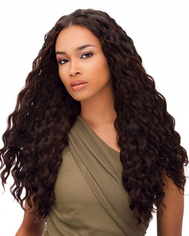 Natural Hairstyles With Extensions