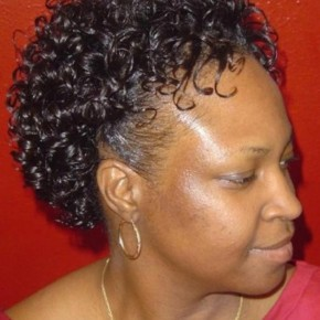 Superb Behairstyles Com Pages 481 Natural Short Curly Black Hairstyles For Women Draintrainus