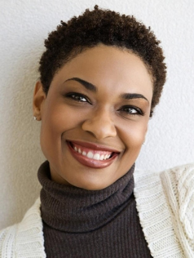 Natural Short Curly Hairstyles for Black Women1