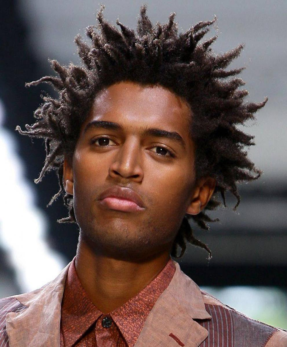 Pleasing Pictures Of New Black Male Hairstyles Short Hairstyles For Black Women Fulllsitofus