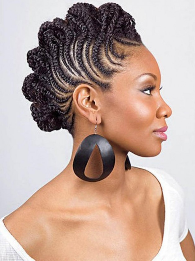 New Braid Hairstyles for Black Women