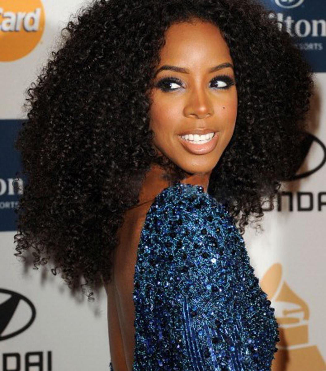 New Curly Weave Hairstyles For Black Women Pictures