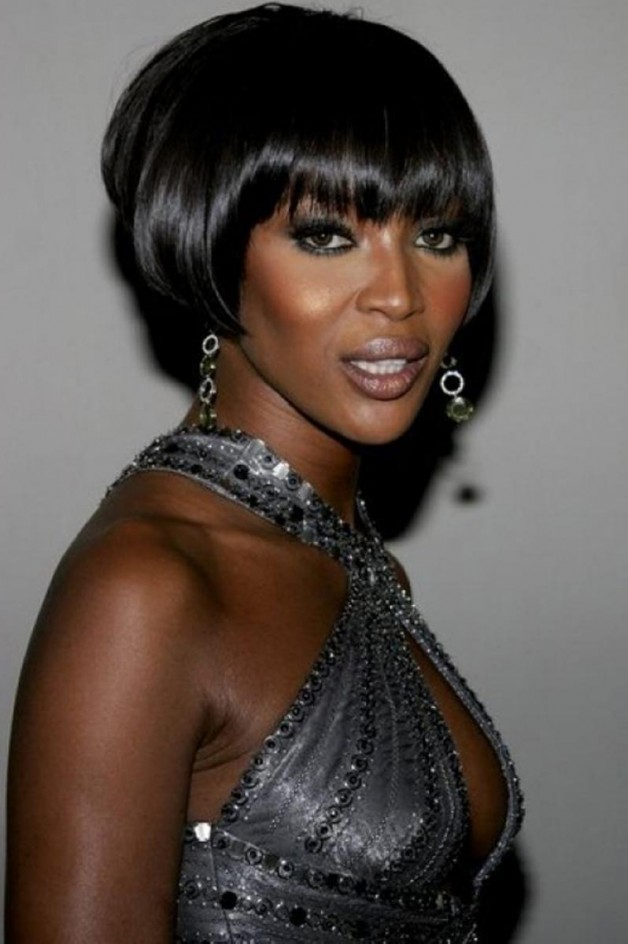 New Short Black Hairstyles 2013