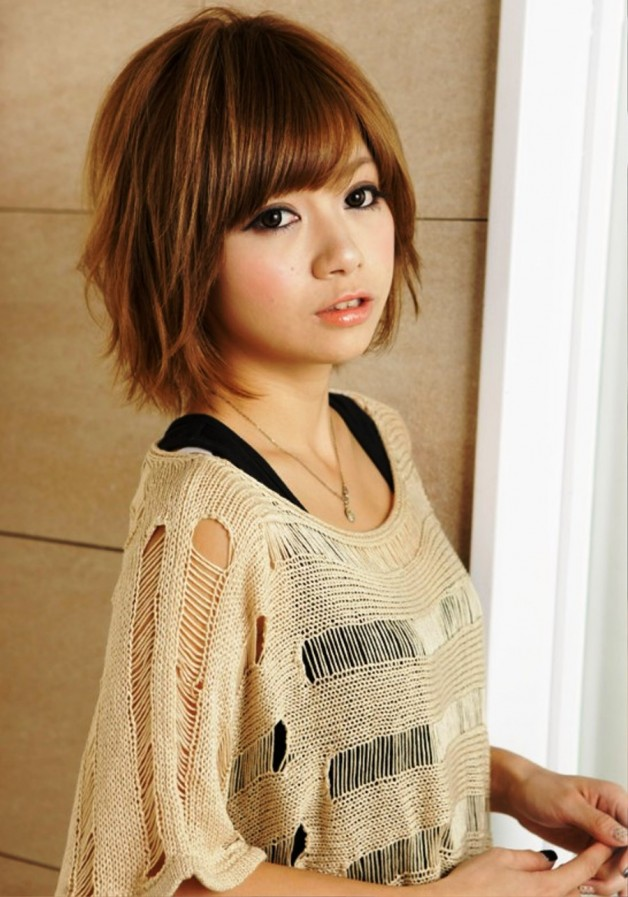 Admirable New Short Japanese Hairstyle Behairstyles Com Short Hairstyles For Black Women Fulllsitofus