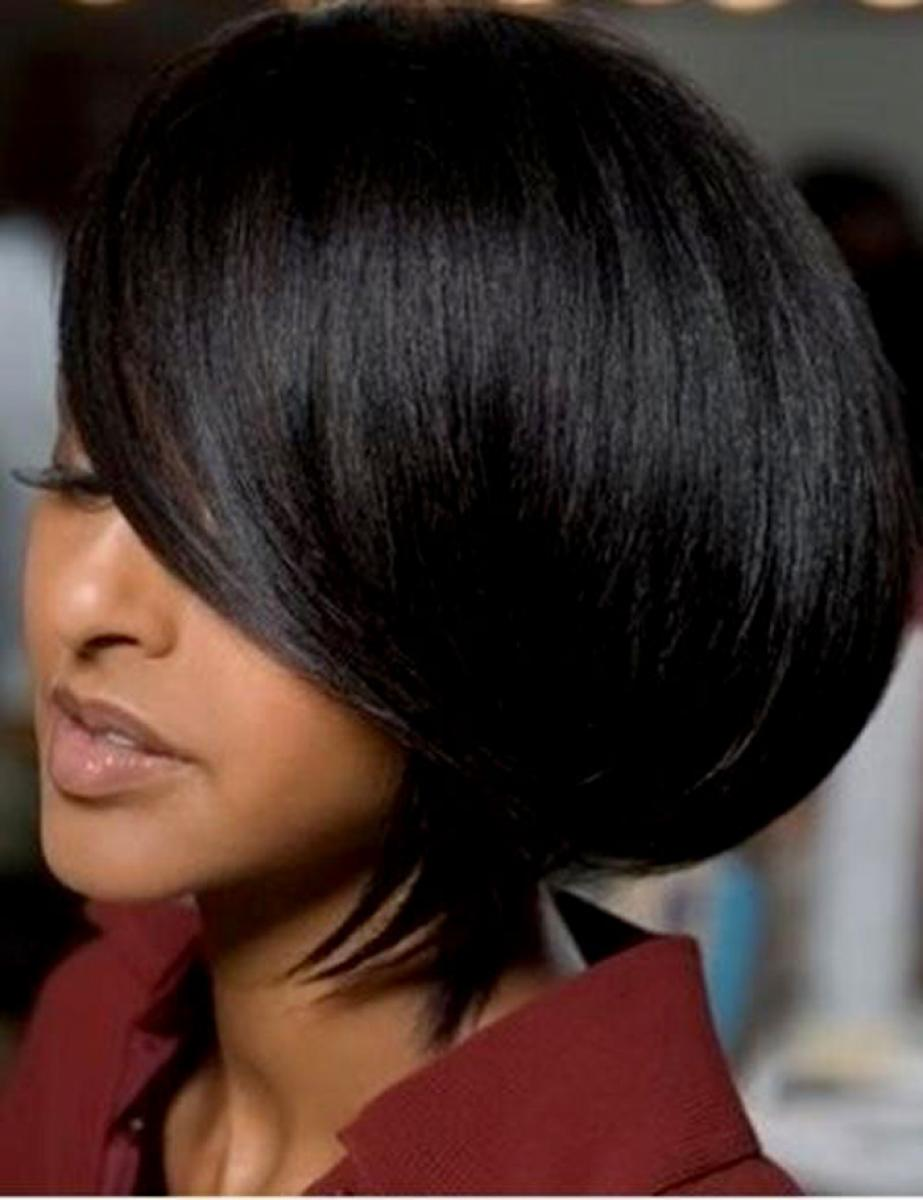 Pictures of Nice Short Hairstyles for Black Women