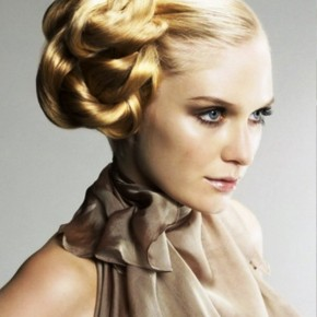 Party Hairstyles For Long Curly Hair 2013