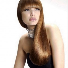 Party Hairstyles For Long Straight Hair 2013