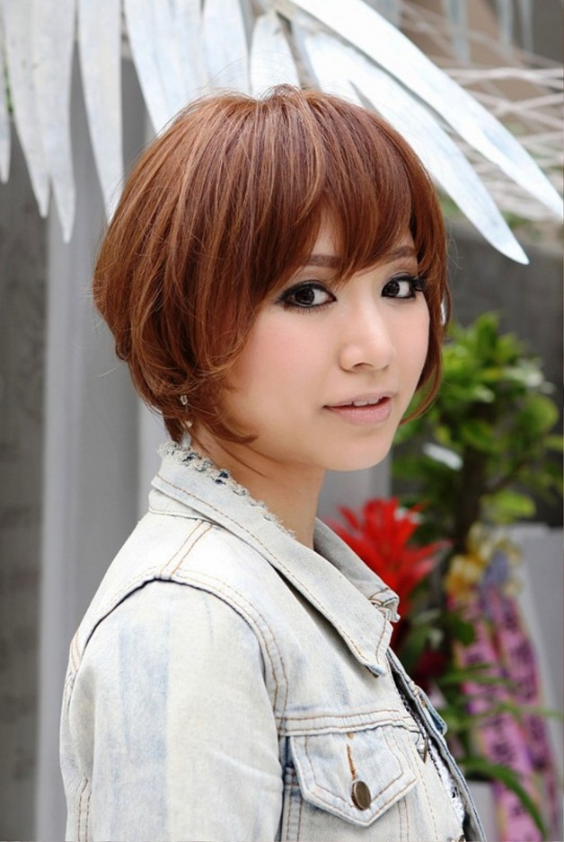 Popualr Short Japanese Hairstyles Behairstyles Com