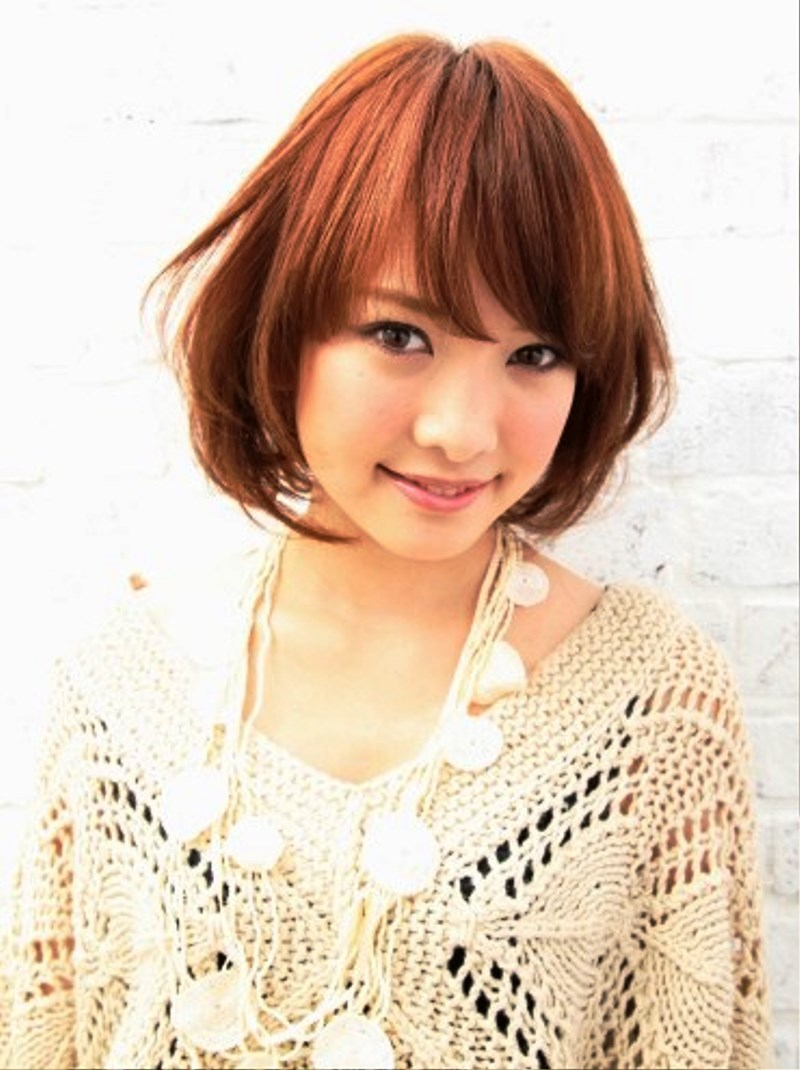 Popular Japanese Hair Color Pictures