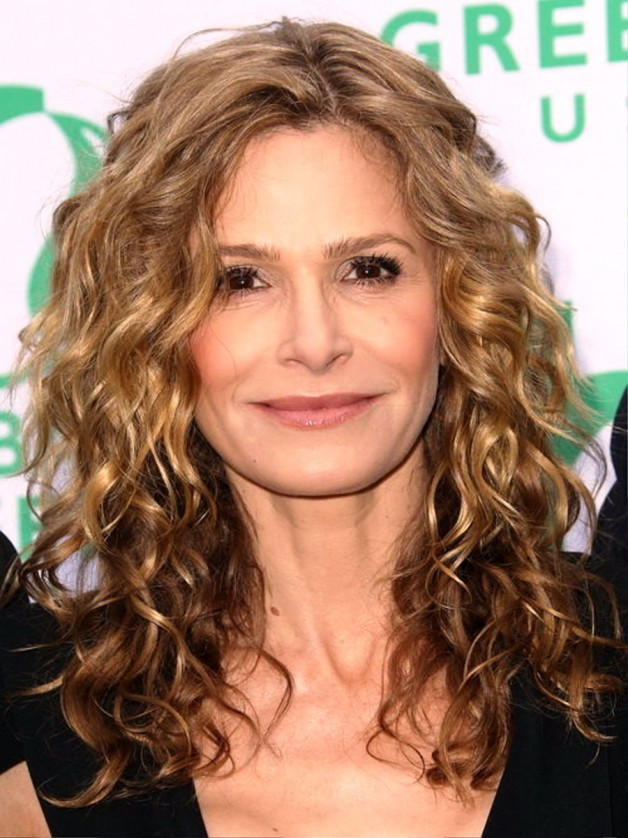 Popular Long Curly Hairstyles Celebrity
