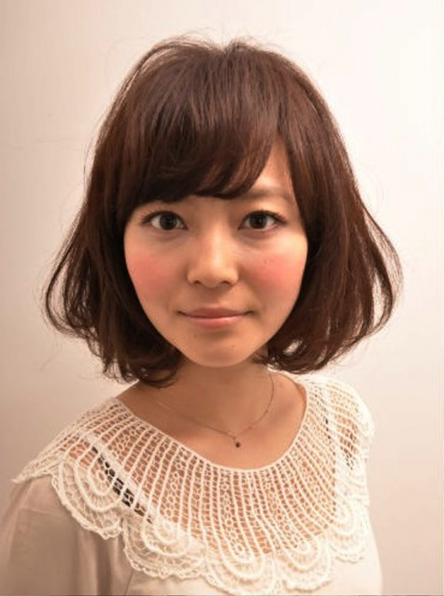 Popular Short Japanese Hairstyle For Women Behairstyles
