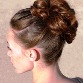 Prom Updo Hairstyles 2013