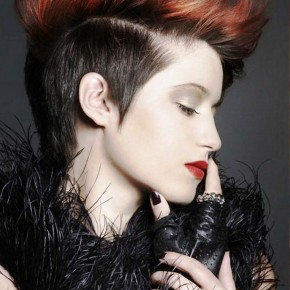 Punk Hairstyles For Short Hair