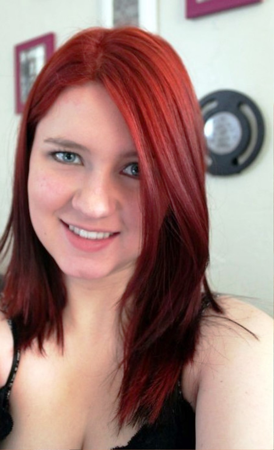 Pictures of Reds Rich Auburn Hair Color 2013