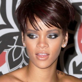 Rihanna Short Hairstyles Latest 2