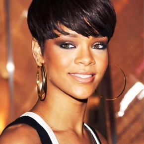 Rihanna Short Hairstyles Latest