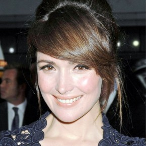 Rose Byrne Cute French Twist