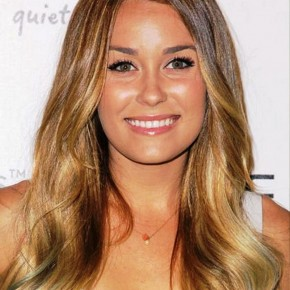 Round Face Hairstyles For Long Hair