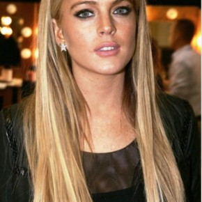 Round Face Straight Hairstyles Long