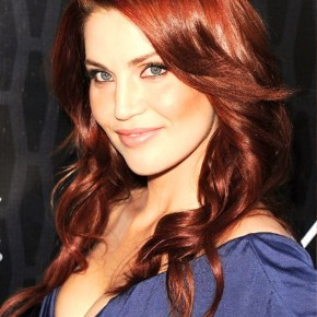 SExy Long Wavy Red Hairstyles