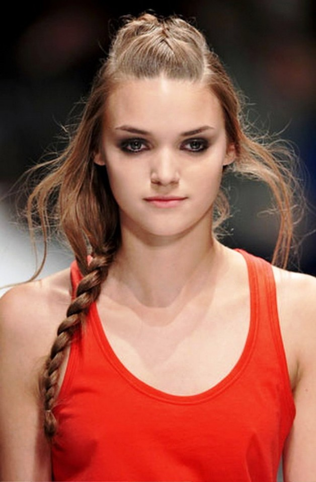 School Hairstyles For Long Hair 2013 For Girls