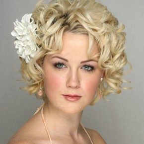 Short Bob Hairstyles Curly Hair