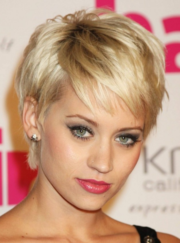 Outstanding Short Bob Hairstyles For Thick Hair 2013 Behairstyles Com Short Hairstyles For Black Women Fulllsitofus