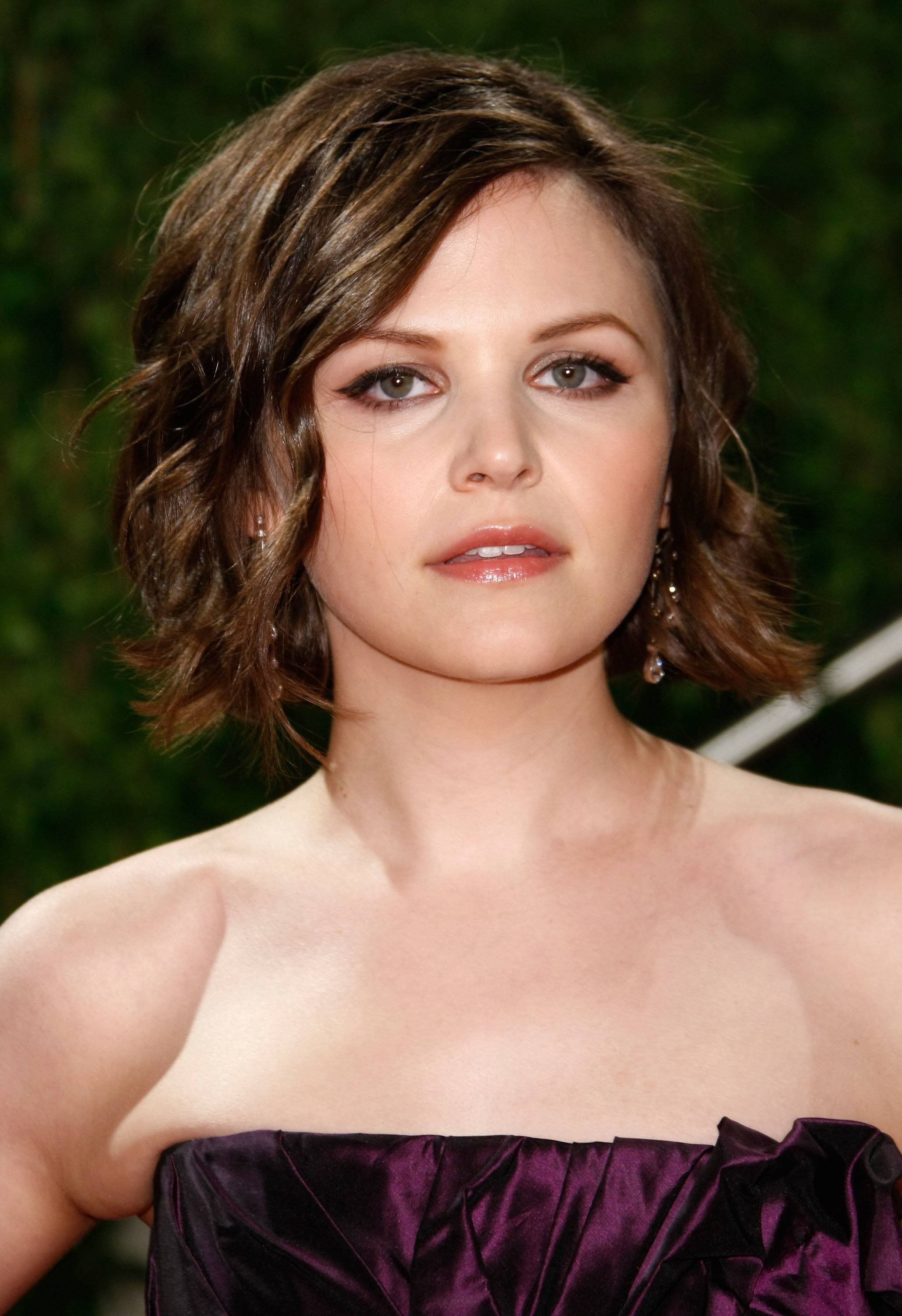 of Short Bob Hairstyles Round Faces