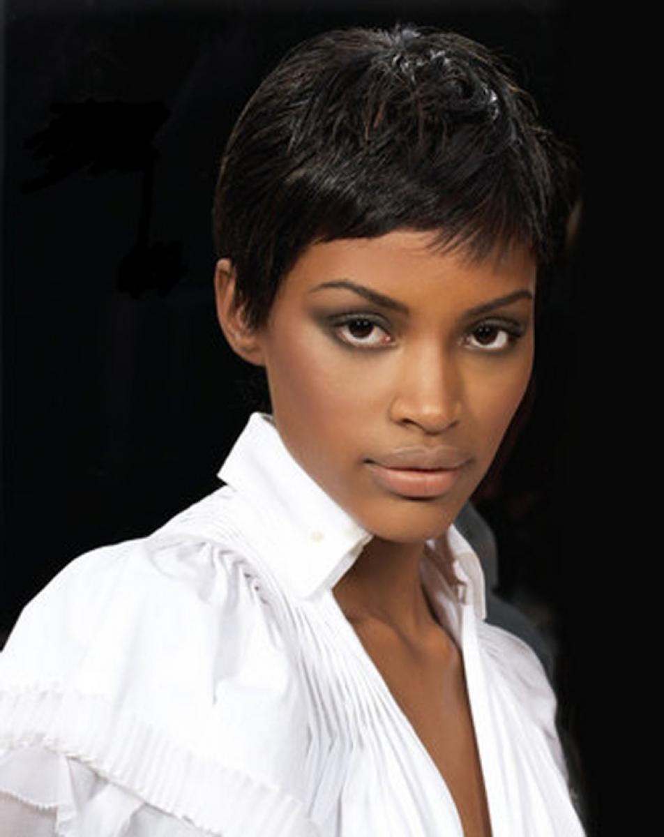 Remarkable Pictures Of Short African American Hairstyles Short Hairstyles For Black Women Fulllsitofus
