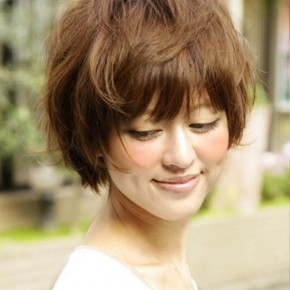 Short Asian Haircut 2013