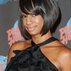 Short Black Bob Hairstyles