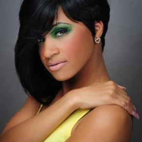 Outstanding Short Hairstyles Page 79 Short Black Wedding Hairstyles Short Hairstyles For Women Draintrainus