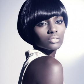 Short Bob Haircuts for Black Women 2013