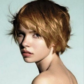 Short Brown Hairstyles For Girls