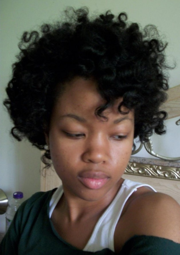 Short Curly Black Hairstyles for Black Women