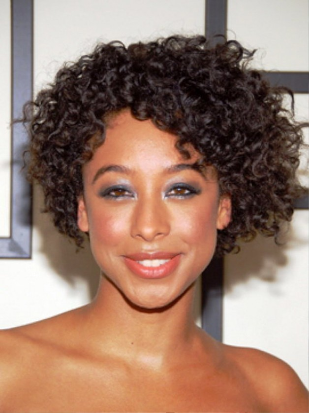 Short Curly Hairstyles For Women With Naturally Curly Best Short