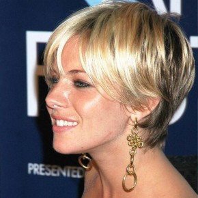 Short Hairstyles Women Celebrity