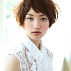 Short Japanese Hair Style For Women