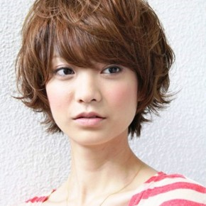 Short Japanese Haircut 2013
