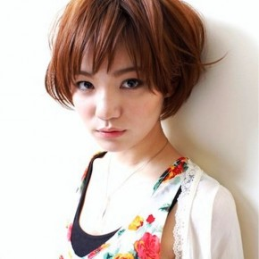 Short Japanese Haircut For Women
