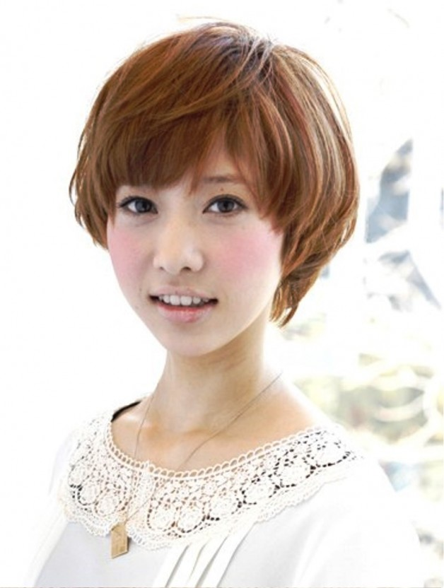 Brilliant Short Japanese Hairstyle For Girls Behairstyles Com Hairstyles For Men Maxibearus