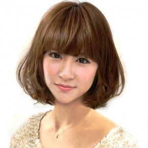 Short Japanese Hairstyles 2013